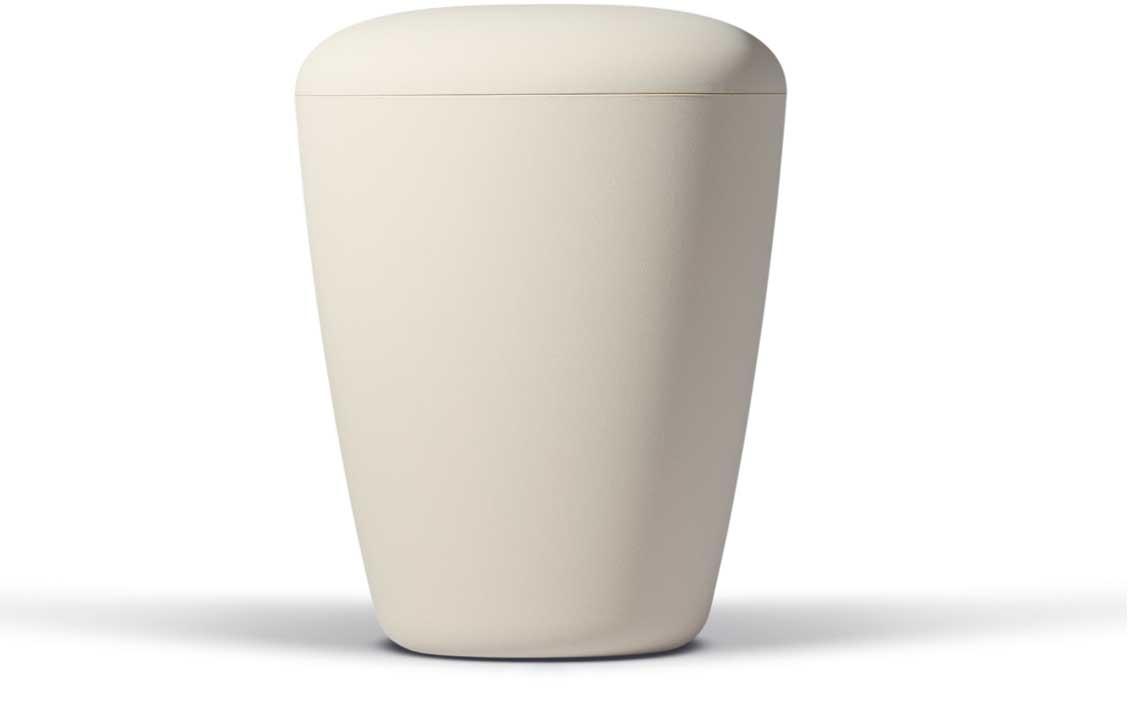 CREMEHVID VELOUR urne