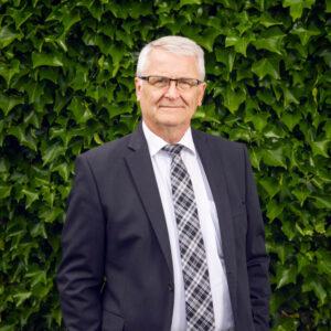 Bedemand Keld Andersen - Niels Larsen